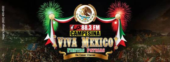 Viva Mexico! #FiestasPatrias2013